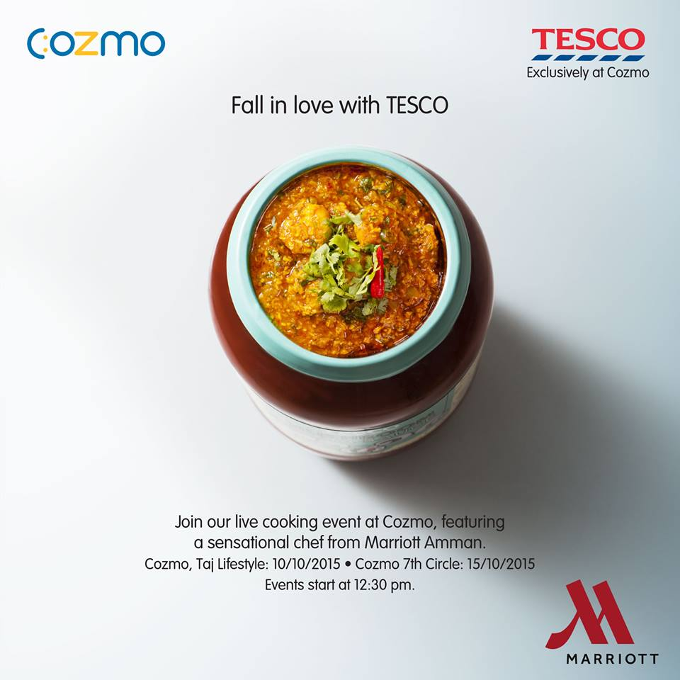 fall in love with tesco
