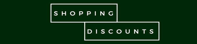 Shopping & Discounts