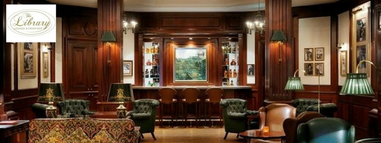 Library Lounge Cigar Bar Is The Ultimate Gentlemans In Amman Upscale Slick Elegantly Smooth Its Go To Place For A Boys Night Out Or Dinner