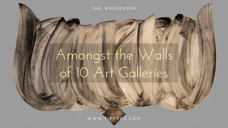The Weekender - Amongst the Walls of 10 Art Galleries | Amman