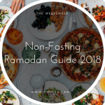 The Weekender - Non-Fasting Ramadan Guide 2018 | Amman