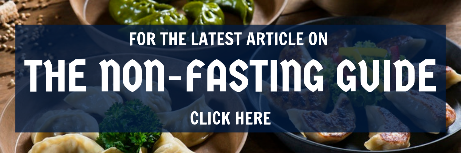 Latest Non-Fasting Guide Article