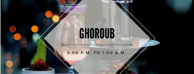 Ghoroub Sunset Lounge