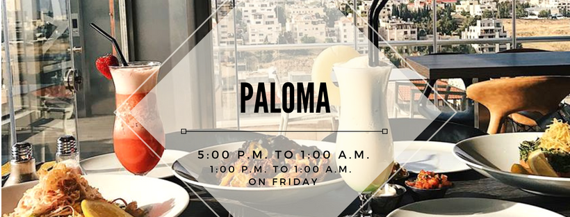 Paloma Rooftop