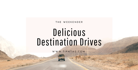 The Weekender - Delicious Destination Drives | Amman