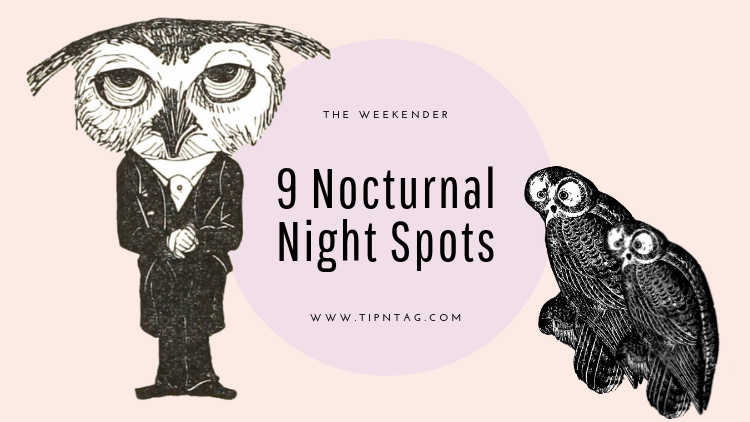 The Weekender - 9 Nocturnal Night Spots | Amman