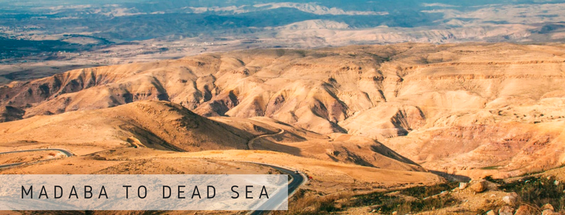 Madaba to Dead Sea