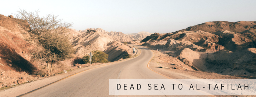 Dead Sea to Al-Tafilah
