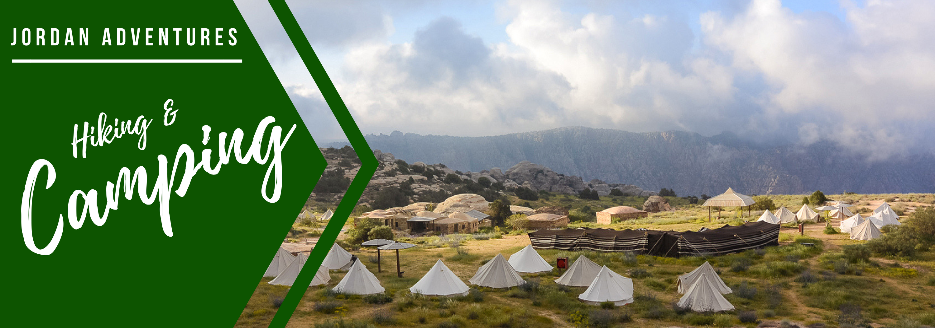 Jordan Adventures - Hiking and Camping