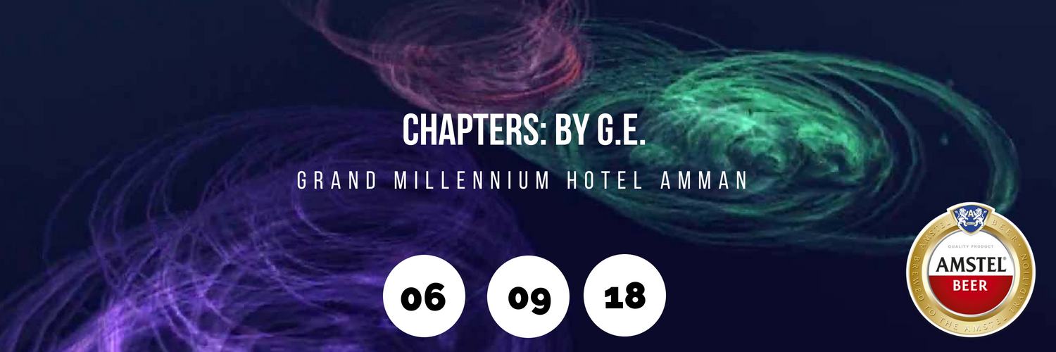 Chapters: by G.E. - Grand Millennium Hotel Amman