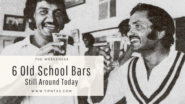 The Weekender - 6 Old School Bars Still Around Today | Amman