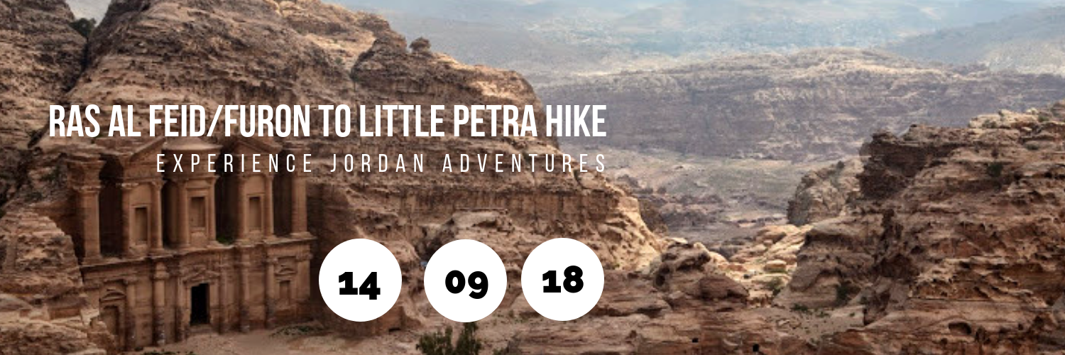 Ras Al Feid/ Furon to Little Petra