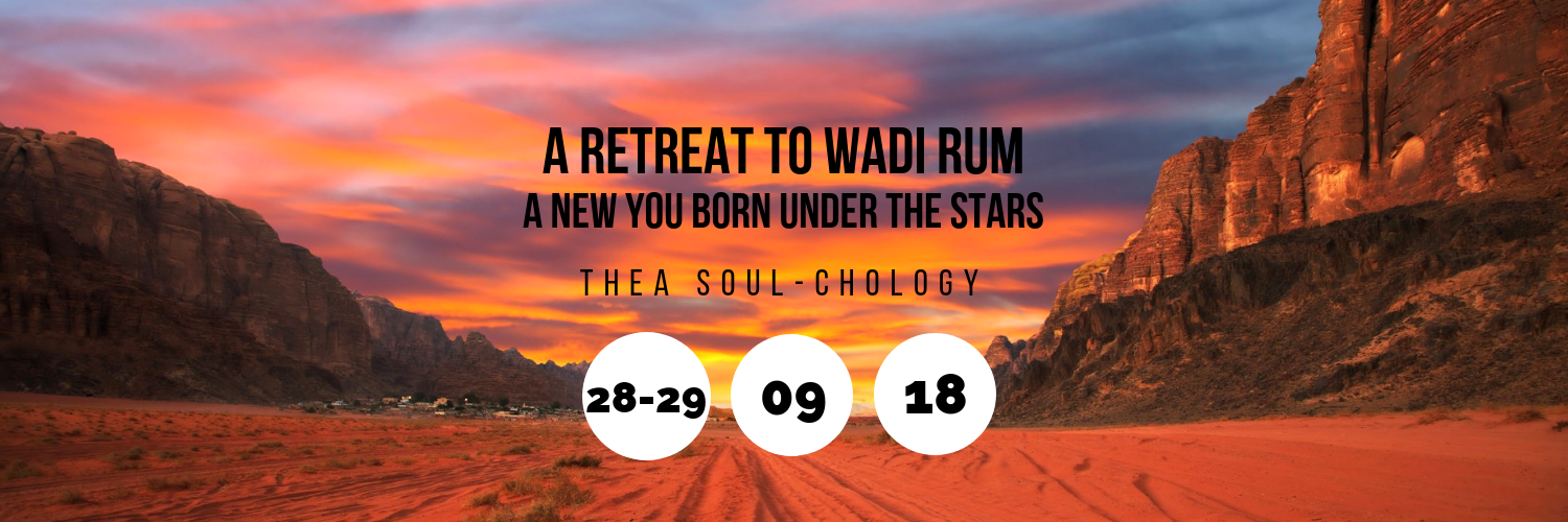 A Retreat to Wadi Rum - A New You Born Under the Stars