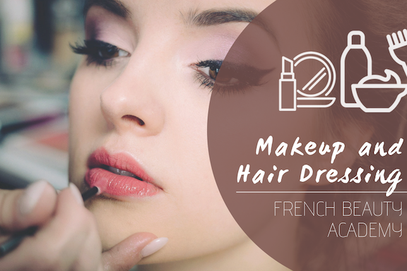 Makeup and Hair Dressing @ French Beauty Academy