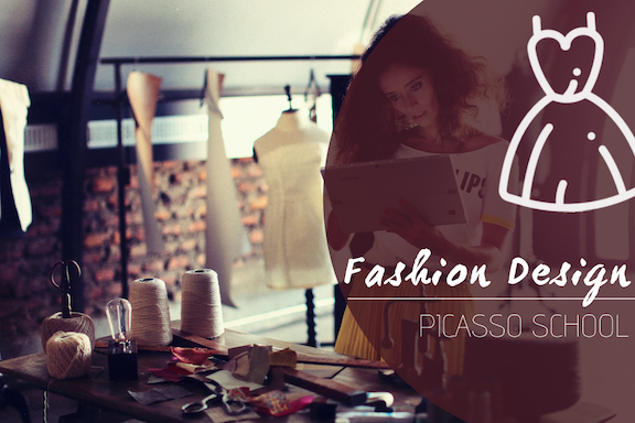Fashion Design @ Picasso School