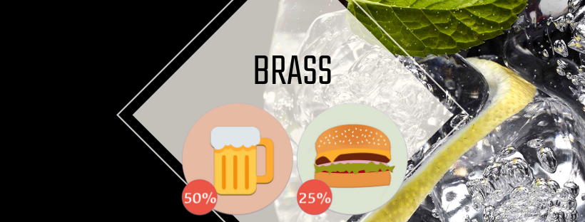 Brass Restaurant & Bar