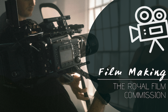 Film Making @ The Royal Film Commission