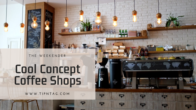 The Weekender - Cool Concept Coffee Shops | Amman