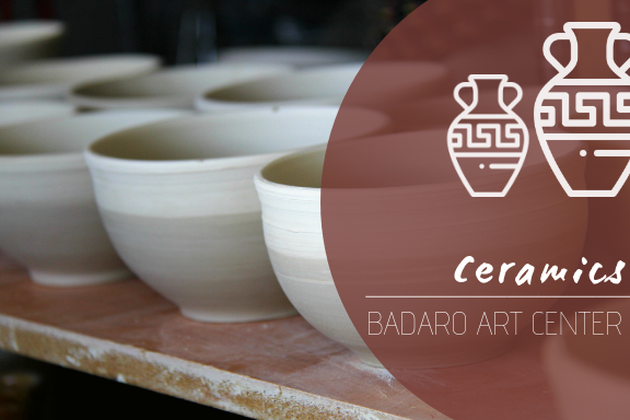 Ceramics @ Badaro Art Center