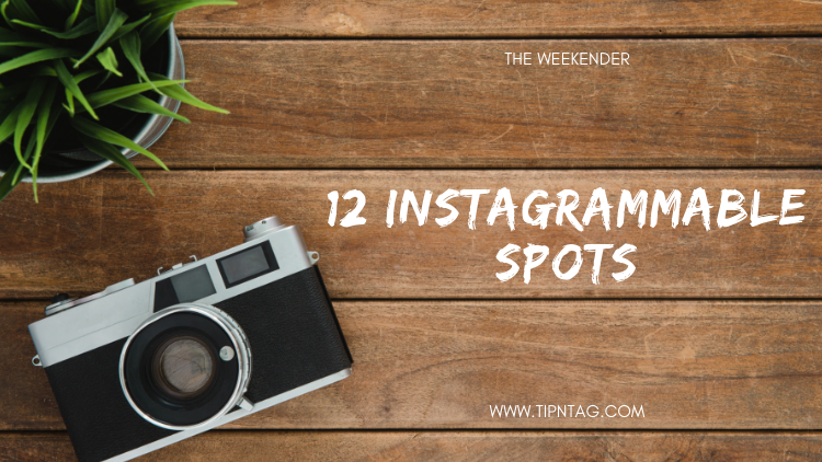 The Weekender - 12 Instagrammable Spots | Amman