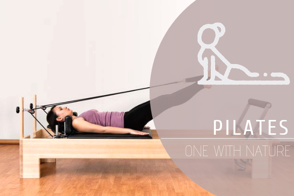 Pilates @ One With Nature