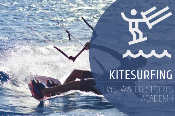 Kitesurfing @ H&S Water Sports Academy