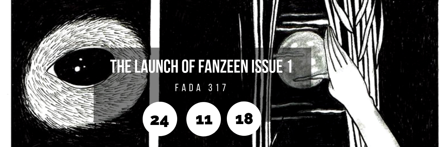 The Launch of Fanzeen Issue 1 @ FADA 317