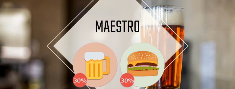 Maestro Restaurant and Bar