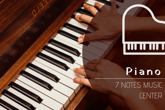 Piano @ 7 Notes Music Center
