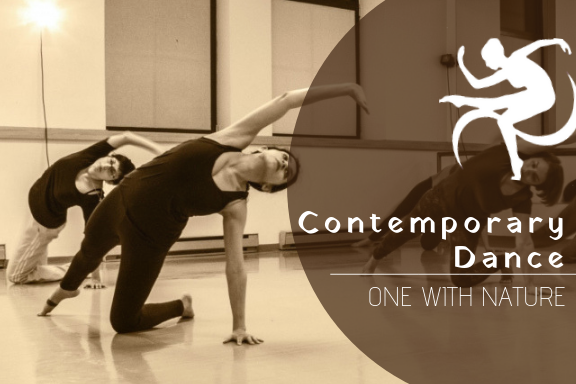 Contemporary Dance @ One With Nature