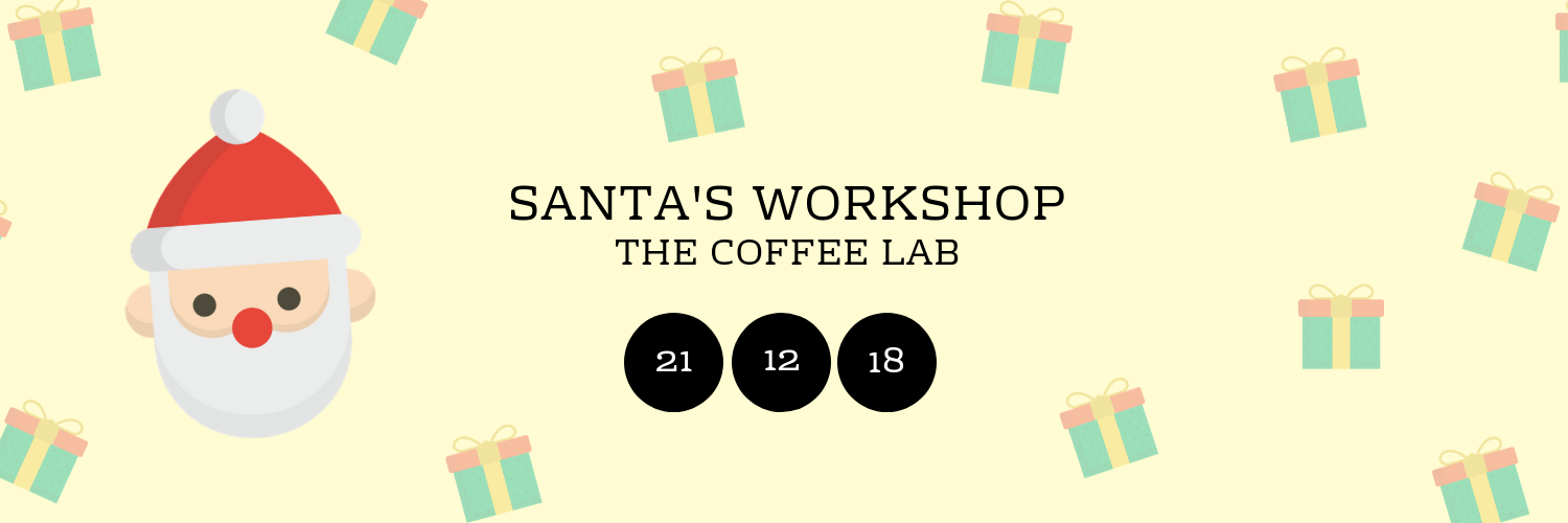 Santa's Workshop @ The Coffee Lab