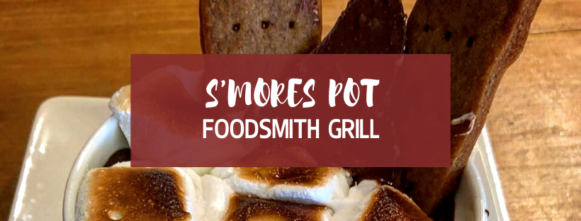 S'mores pot 2.0 - Foodsmith Grill