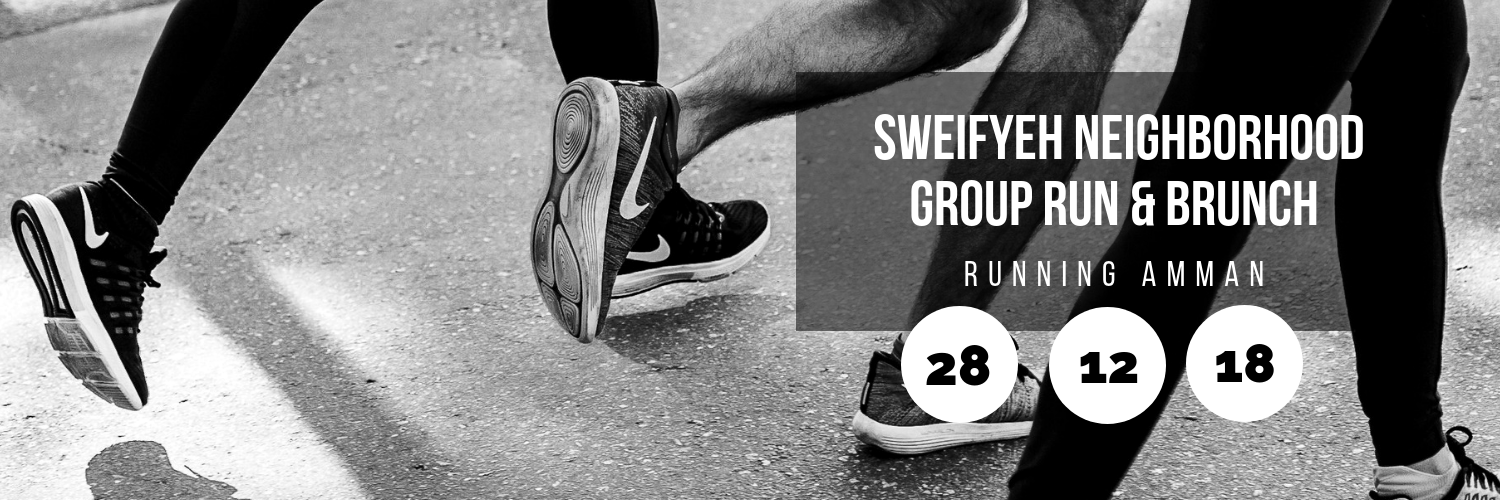 Sweifyeh Neighborhood Group Run & Brunch @ Running Amman