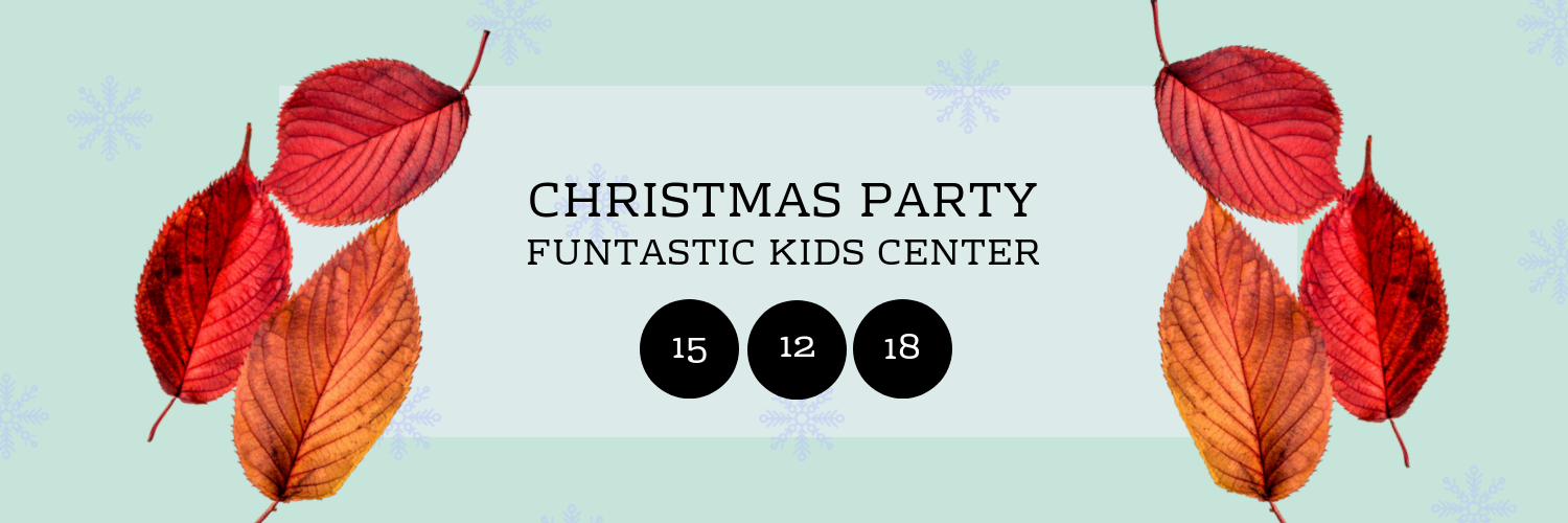 Christmas Party @ Funtastic Kids Center