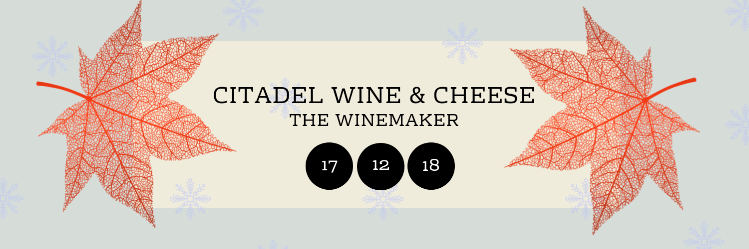 Citadel Wine & Cheese @ The Winemaker