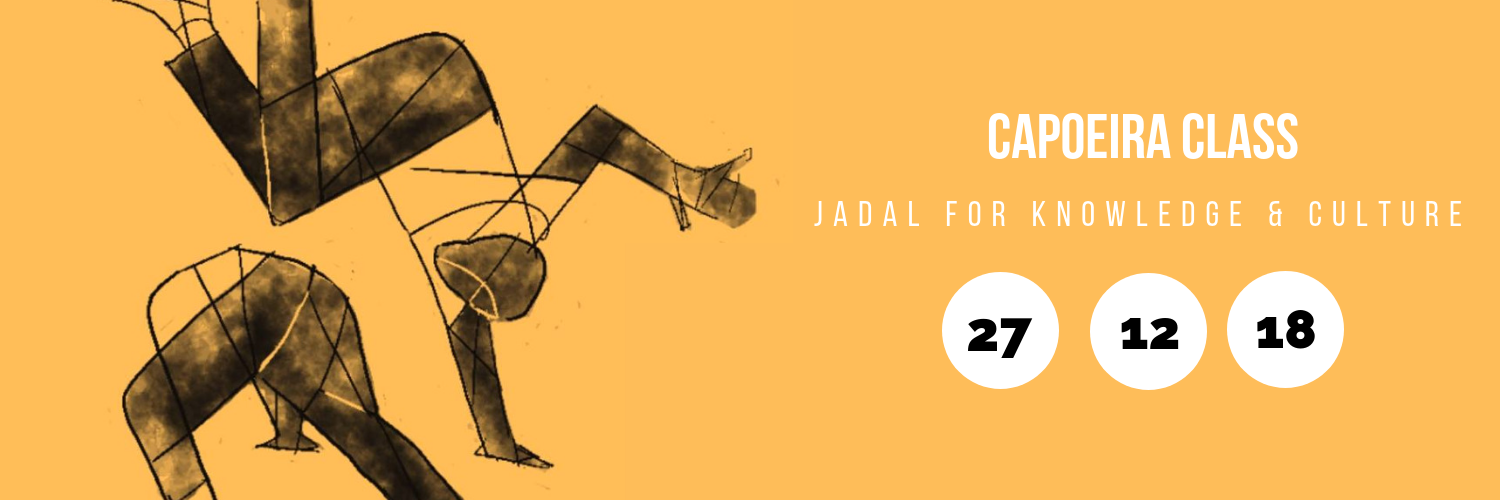 Capoeira Class @ Jadal for Knowledge and Culture