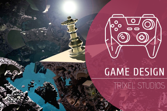 Game Design (Maya Design + Unreal Engine) @ Trixel Studios