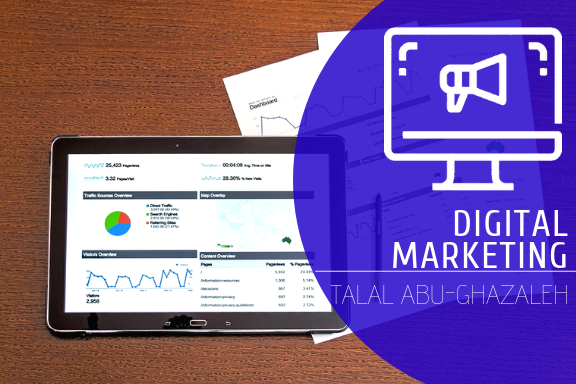 Digital Marketing @ Talal Abu-Ghazaleh Academy
