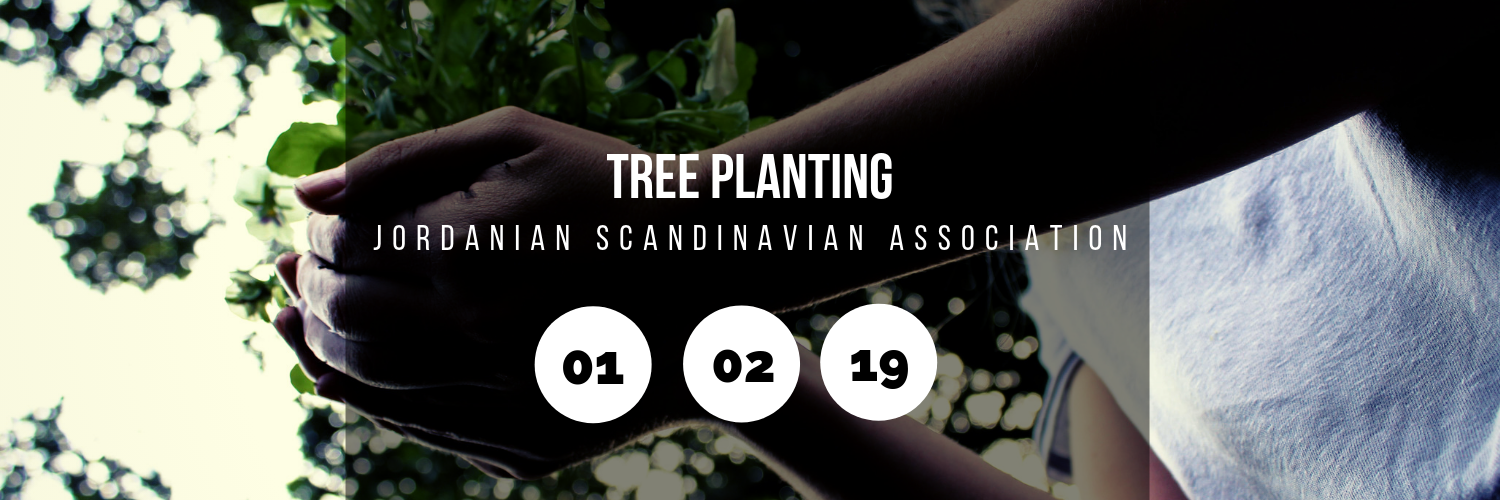 Tree Planting @ Jordanian Scandinavian Association