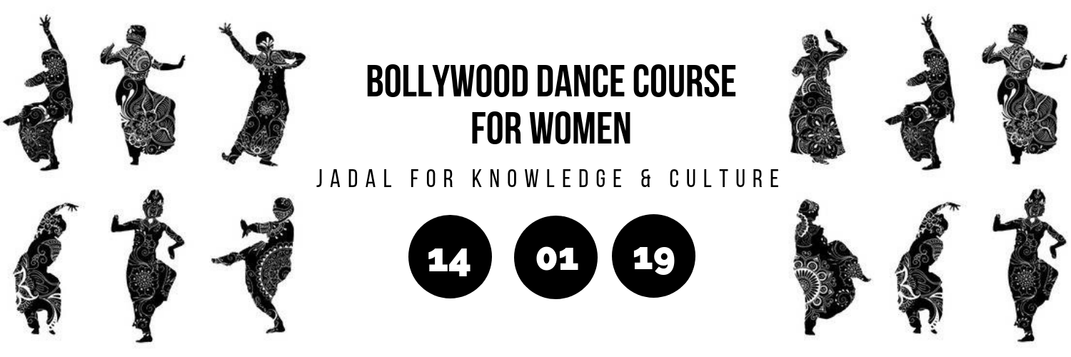 Bollywood Dance Course for Women @ Jadal for Knowledge & Culture