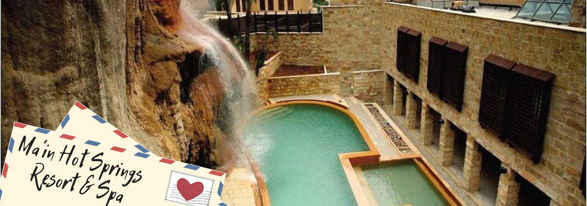 Main Hot Springs Resort & Spa