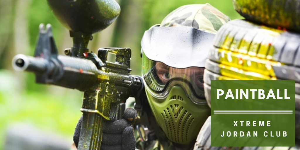 Paintball at Xtreme Jordan Club