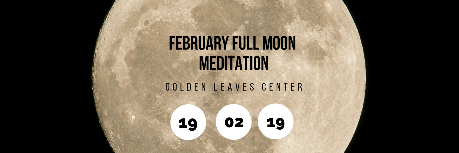 February Full Moon Meditation