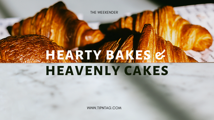 The Weekender - Hearty Bakes & Heavenly Cakes | Amman