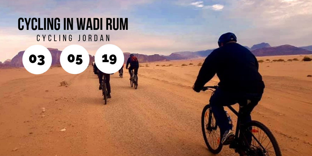 Cycling in Wadi Rum @ Cycling Jordan