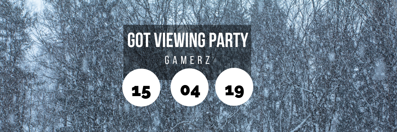 GoT Viewing Party @ Gamerz