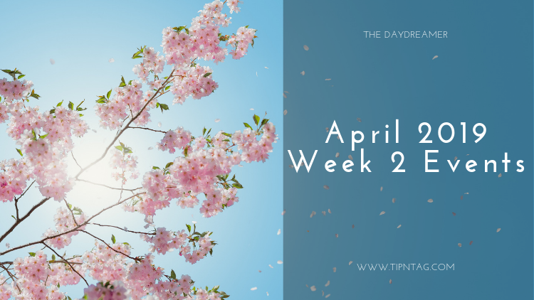 The Daydreamer - April 2019 Week 2 Events | Amman
