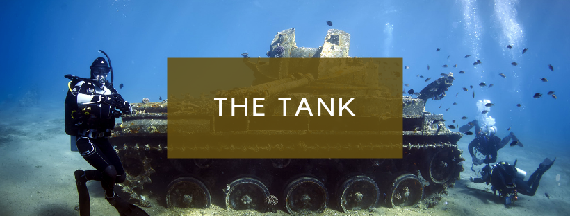 The Tank | Arab Divers