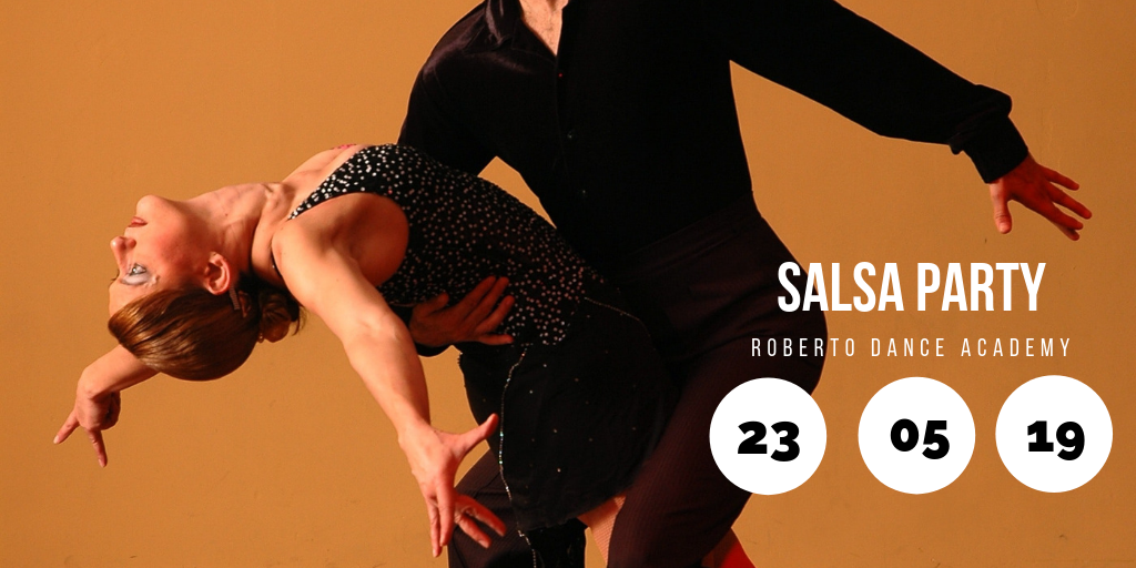 Salsa Party @ Roberto Dance Academy