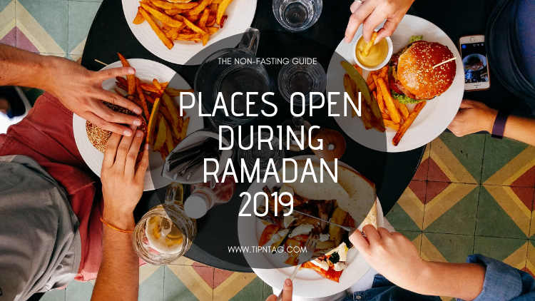 The Non-Fasting Guide - Places Open During Ramadan 2019 | Amman